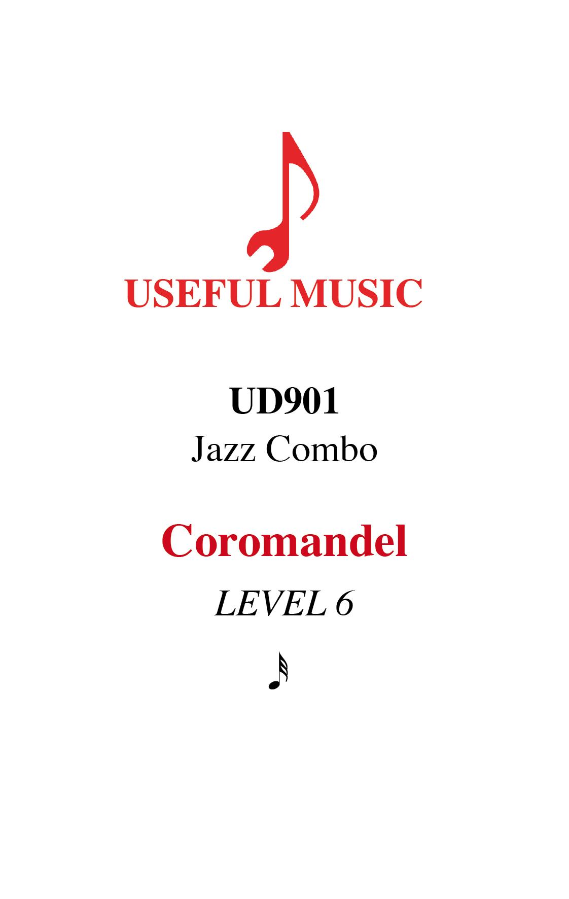 Coromandel - Jazz Combo