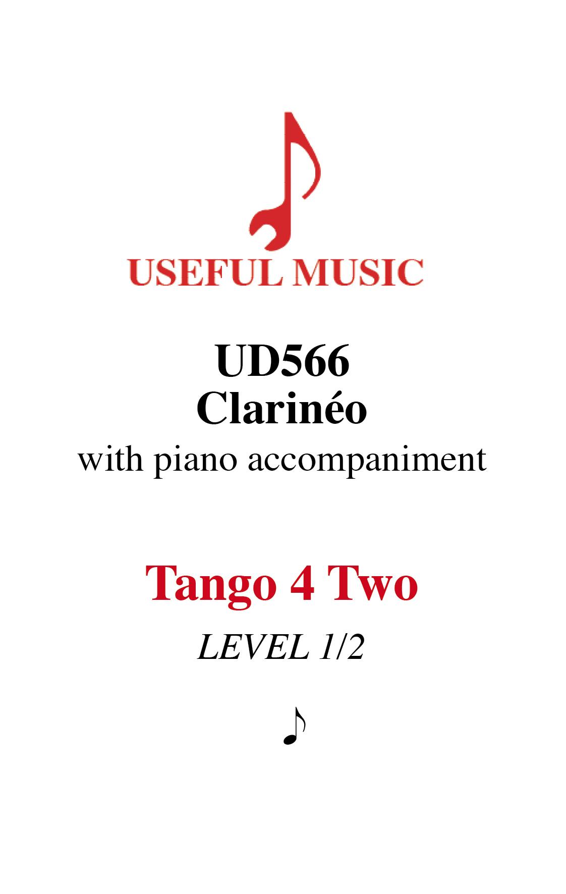 Tango 4 Two