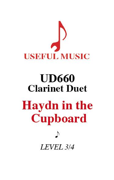 Haydn in the Cupboard - clarinet duet