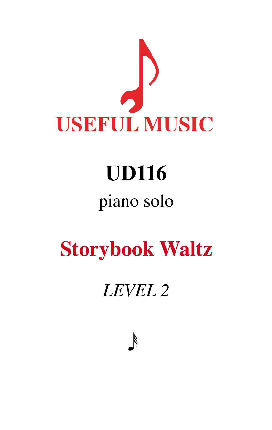 Storybook Waltz