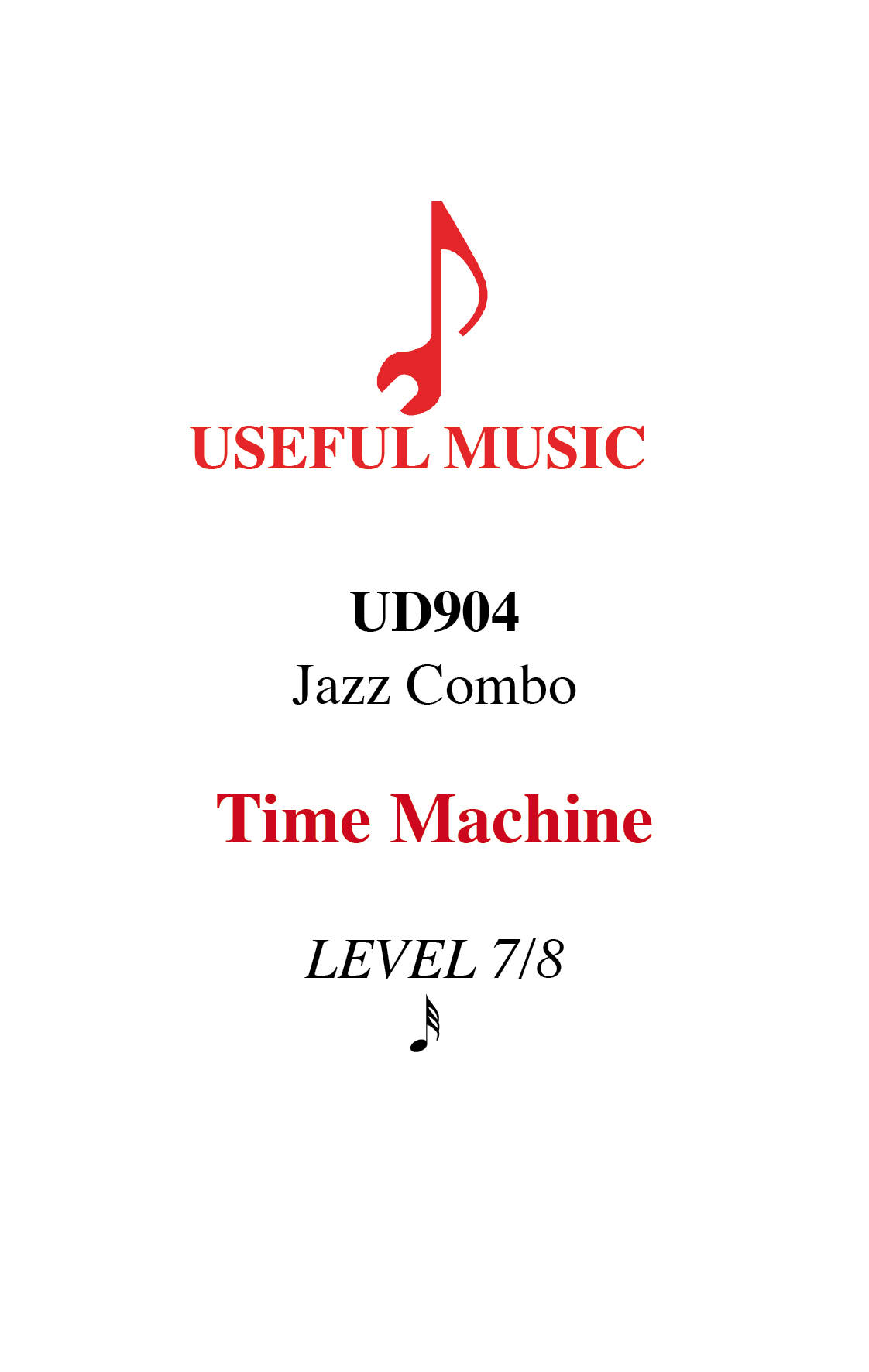 Time Machine - Jazz Combo