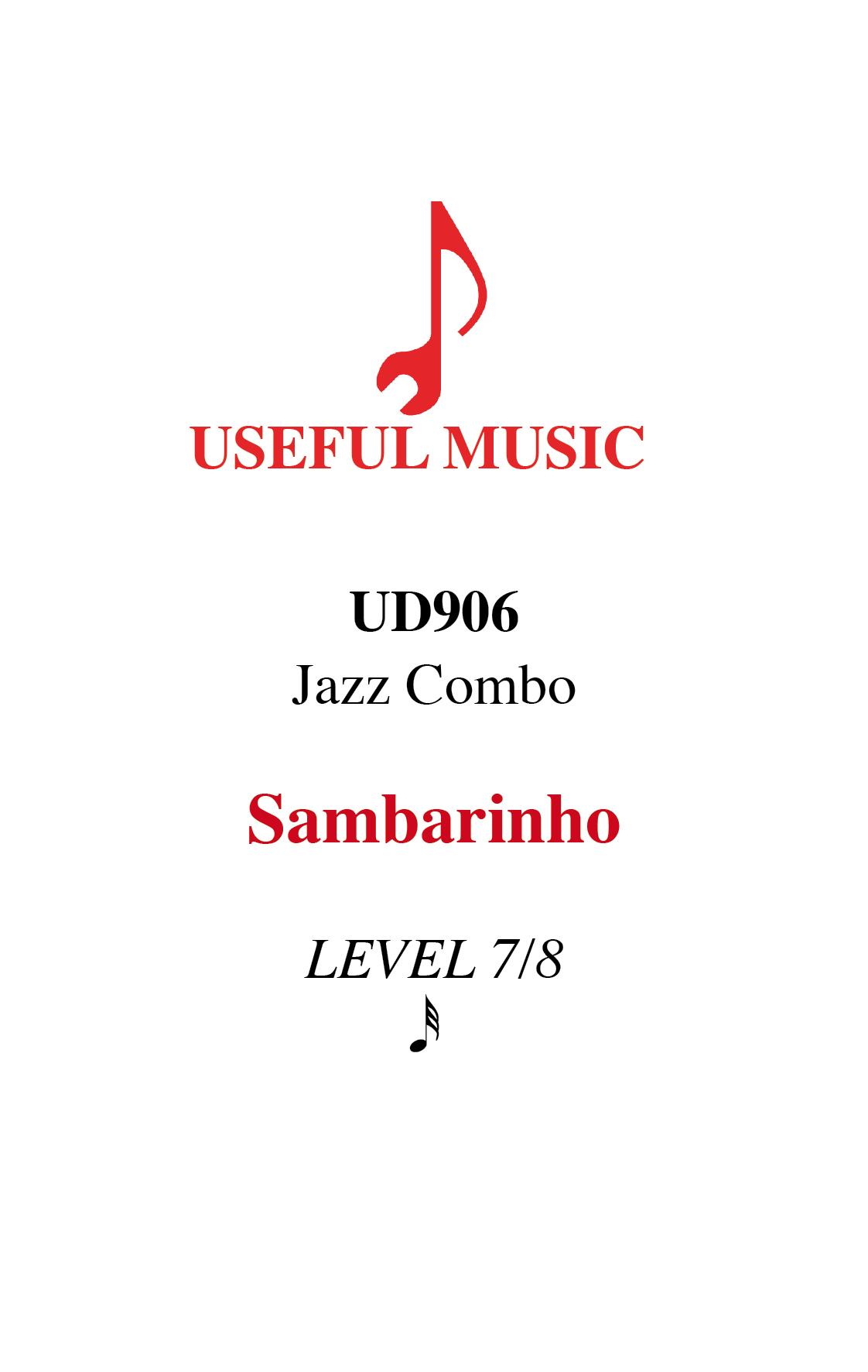 Sambarinho - Jazz Combo